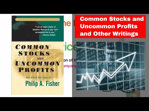 How To Be A Stock Market Genius | Common Stocks And Uncommon Profits And Other Writings Book Summary