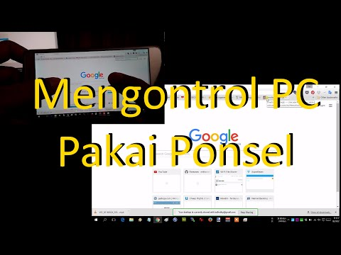 Cara Mengontrol Komputer Pakai Android (Screen Mirroring)