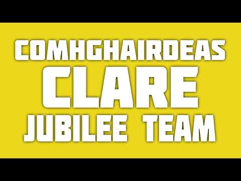 GAA Hurling Jubilee Team - Clare 1995