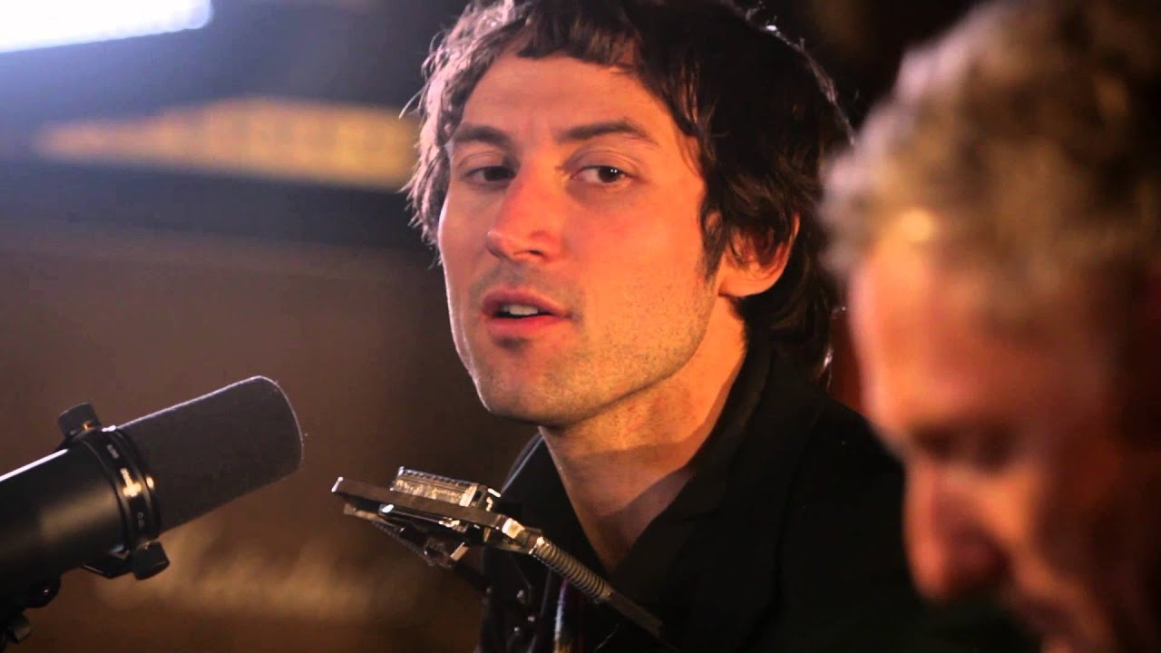 Matt Costa Quot Ophelia Quot At Guitar Center Youtube