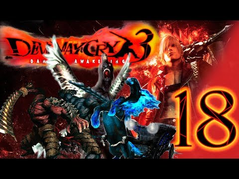 Bosses para todos! - Devil May Cry 3 Ep.18 thumbnail