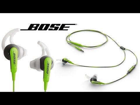 Bose SoundSport Headphones Review %50 OFF