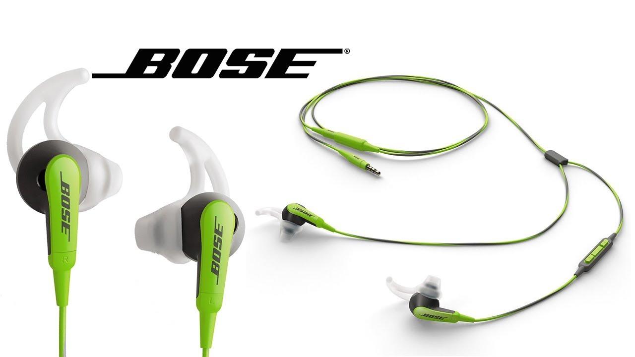 b0fd2b6493f Bose SoundSport Headphones Review %50 OFF - YouTube