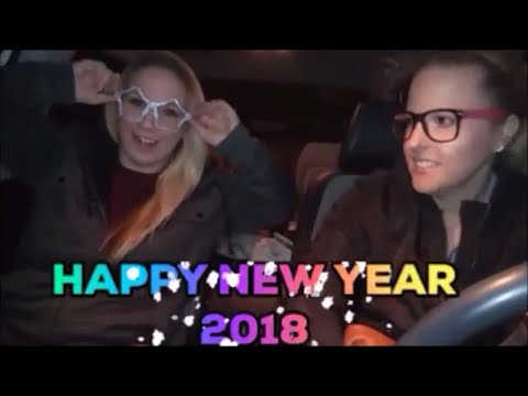 DUMPSTER DIVING ON NEW YEARS 2018