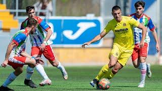 Goles Juvenil A 5-2 Kelme CF