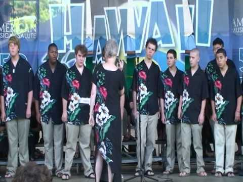 Canyon High School Men's Choir