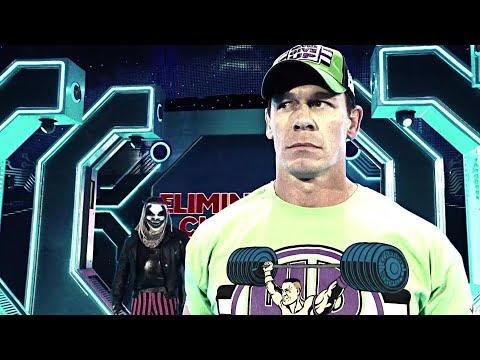 "John Cena Battles ""The Fiend"" Bray Wyatt In A Firefly Funhouse Match At WrestleMania"