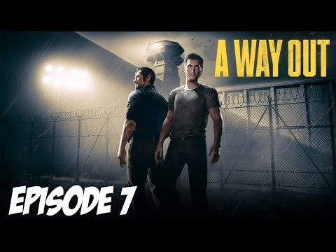 A WAY OUT : Oh nan ! Mon seul point faible   Episode 7