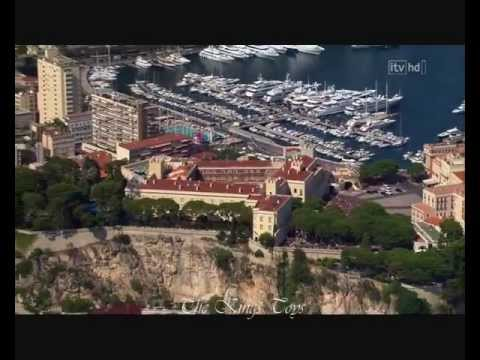 Piers Morgan:The Luxury Life Of Monaco & A Luxury Tour Of Monaco