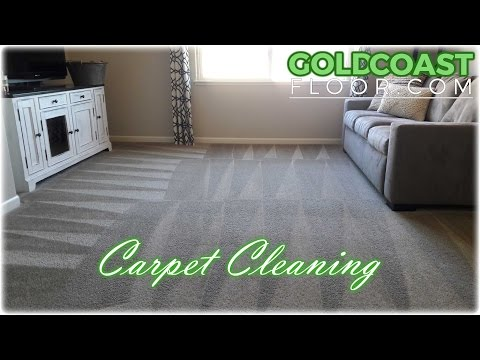 Carpet Cleaning in Rocklin CA - From start to finish - Gold Coast Flooring