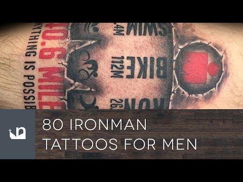 80 Ironman Tattoos For Men