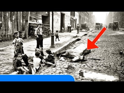 40 Shocking Historical Photos That Make You Look Twice
