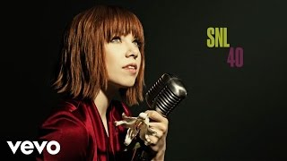 Carly Rae Jepsen - All That (Live On SNL)