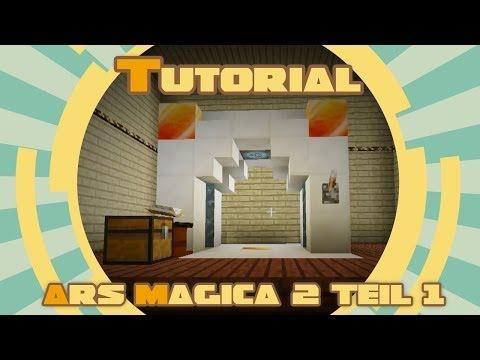 Ars Magica 2 - Die ersten Schritte - Tutorial - Deutsch