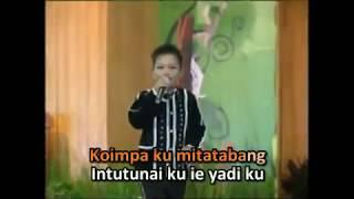 KITIMBOK TINGGUR BULAWAN KARAOKE - SAKRIL SIDIK
