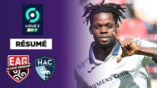 Résumé : Le Havre enfonce Guingamp et se place sur le podium !