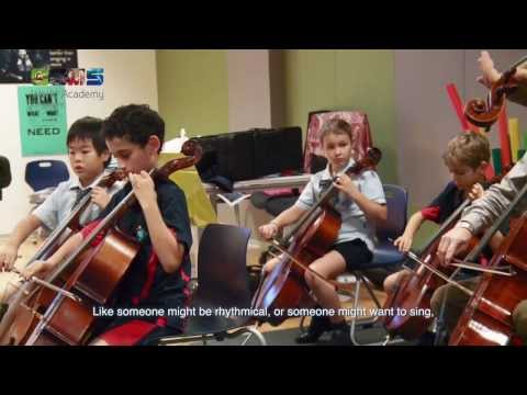 Inspiring young minds through Music | International School in Singapore