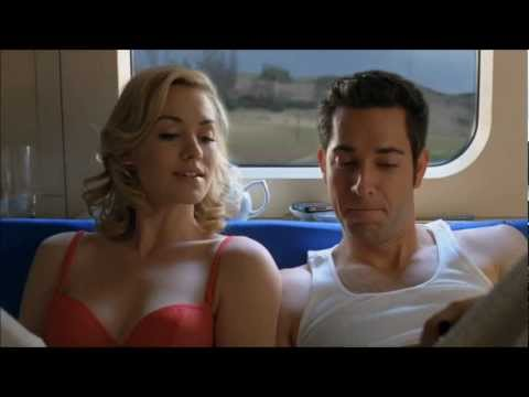 Chuck S05E11 | Chuck and Sarah drawing a picture of their future family [HD]