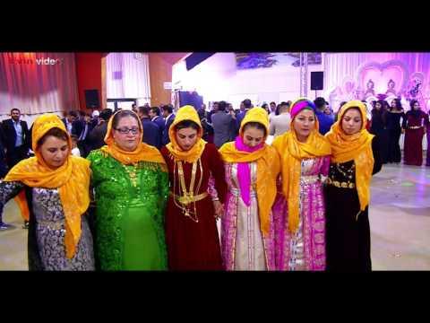 Koma Melek Reks /Arabische Hochzeit 2017 / Ibrahim & Seriban / part 5 by Evin Video