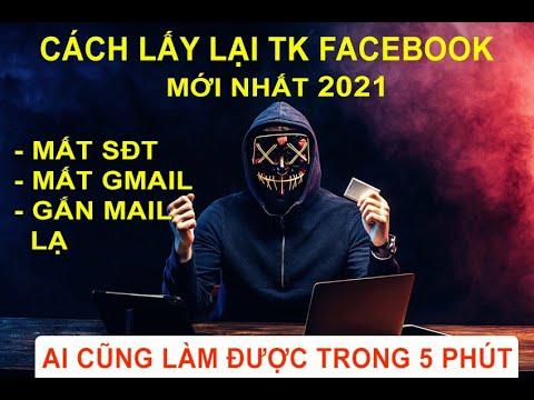 cách khôi phục tài khoản facebook bị hack - Cách lấy lại tài khoản facebook bị hack mất, bị đổi mail lạ và mất luôn sdt