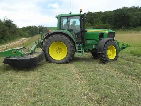 john deere 6930 au foins 2012 youtube. Black Bedroom Furniture Sets. Home Design Ideas
