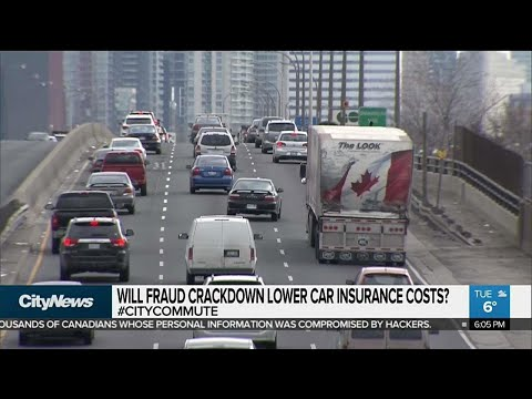Province pledges car insurance fraud crackdown