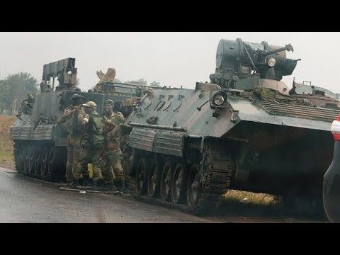 Tensions exacerbées au Zimbabwe