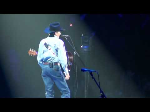 George Strait Performing Give It Away @ MGM 2/4/2012