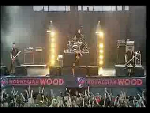 Billy Talent - Cut The Curtains (06) live @ Norwegian Wood