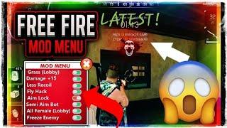 Garena Free Fire Latest hack v2!! MOD NO Root - Aimbot, Insane damage, 1 Hit APK