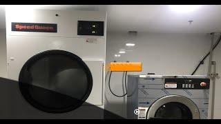 Máy giặt công nghiệp công suất 20kg/mẻ giặt - máy giặt công nghiệp Image thái lan