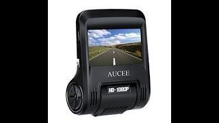 AUCEE 1080P Dashcam Review