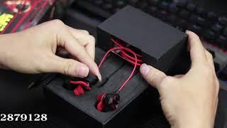 Tai nghe chính hãng Hoco M45 cao cấp, mic tháo rời, lọc tạp âm, âm thanh vượt trội chuyên Game.