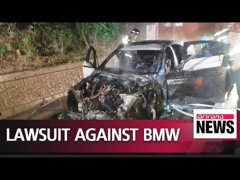 South Korean consumers file complaint against BMW over auto blazes