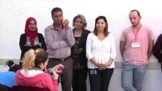 فسحة من الفن لسجينات في تونس | الأخبار