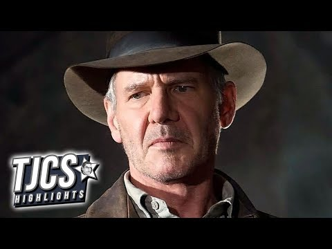 Harrison Ford Says No One Will Be Indiana Jones After Him