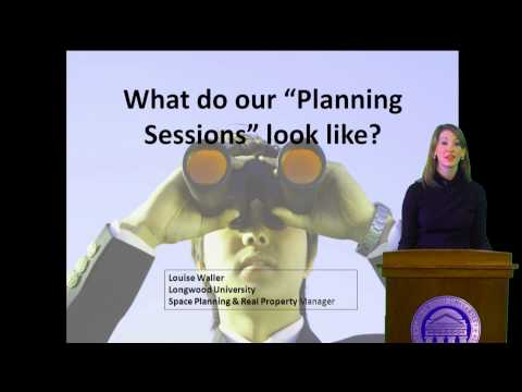 Capital Planning and Facilities Management: Longwood University Assessment Conference