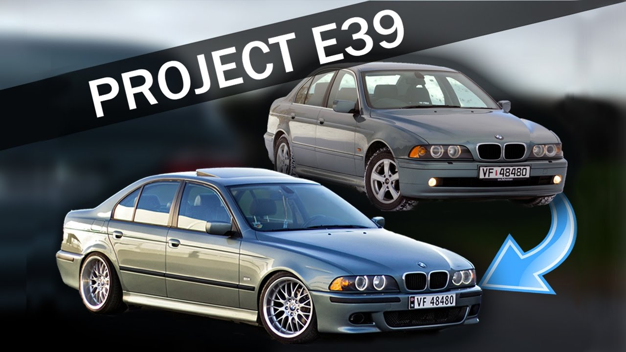 project e39 the transformation of my bmw youtube. Black Bedroom Furniture Sets. Home Design Ideas