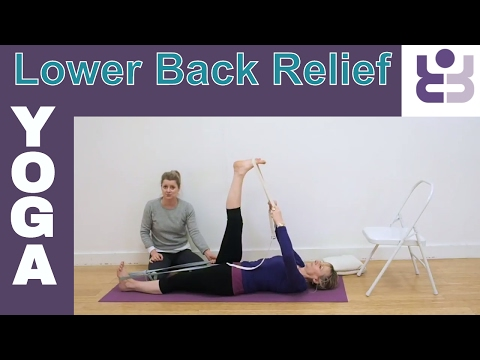 yoga practice for lower back pain relief  the 3 r's