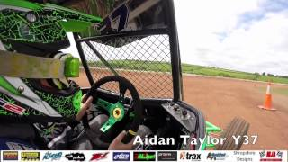 Round 2 South Wales Aidan Taylor Y37 Jnr Special
