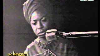 Nina Simone: Black Is The Color Of My True Love