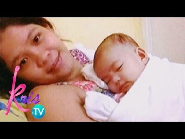 Kris TV: Melai on giving birth to Baby Mela