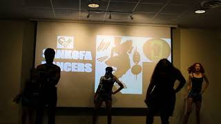 african cultural night sankofa dancers