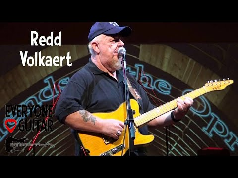 Redd Volkaert Interview - Eric Johnson, Merle Haggard, Brad Paisley - Everyone Loves Guitar #159