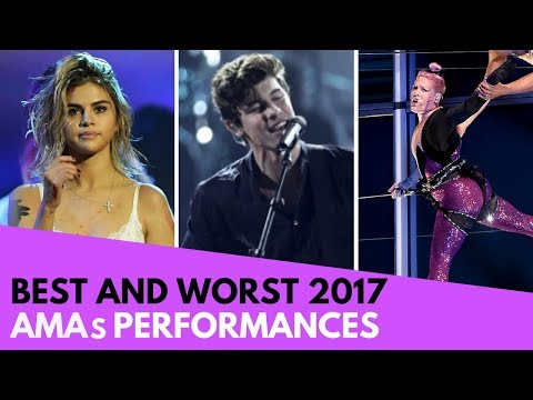 Download Youtube: AMAs: Best and Worst Performances! (BTS, Selena Gomez, etc!)
