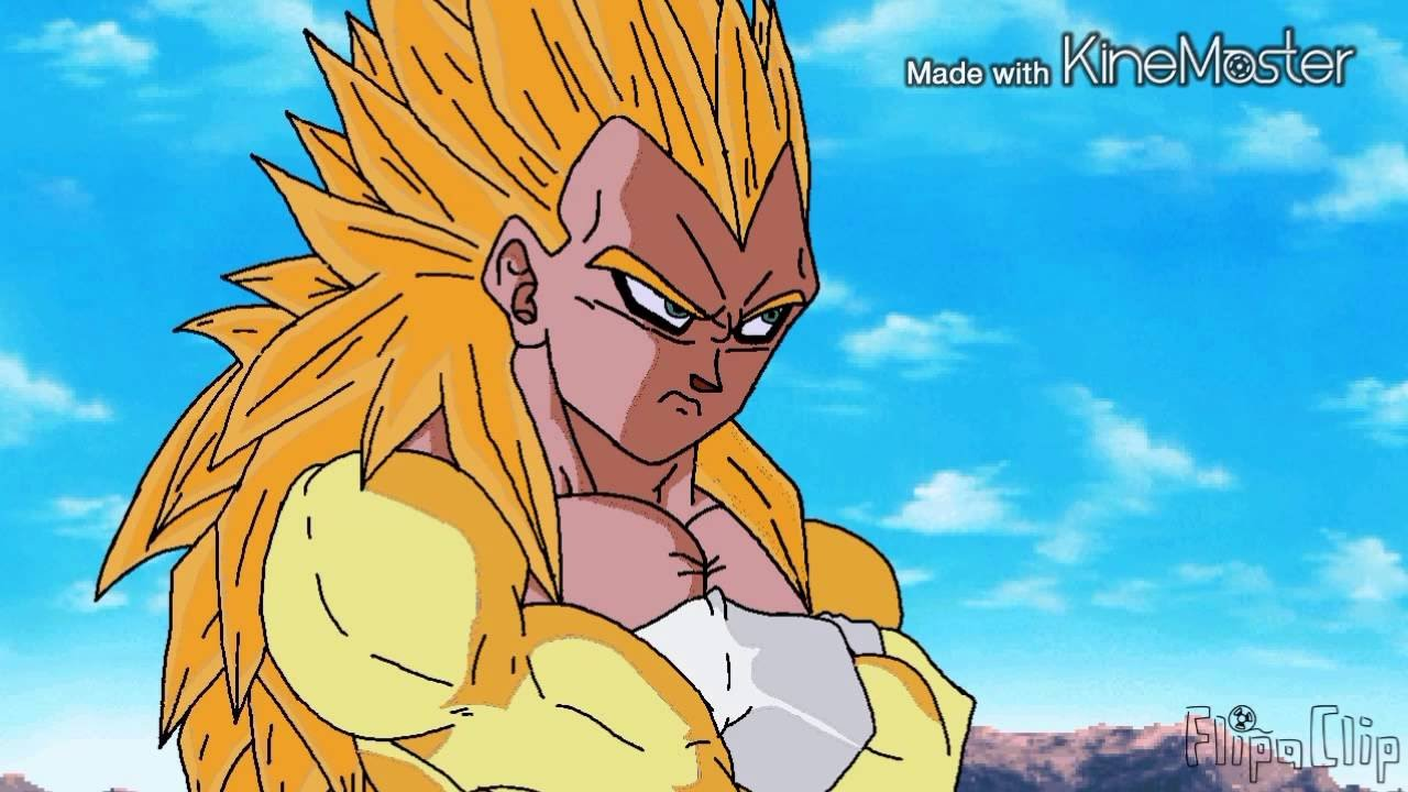Vegeta Ssj 9 Dragon Ball Gok...