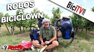 biciclown robos de corazn la vuelta al mundo en bicicleta