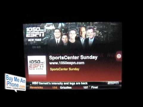 ESPN Radio App
