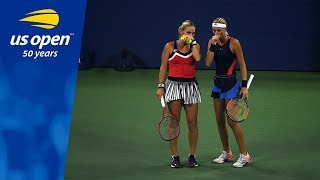 Kristina Mladenovic & Timea Babos Secure Championship Spot