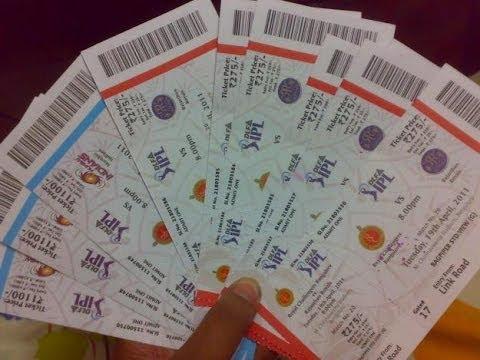 Prank Call - IPL Ticket For Sale in Dubai